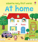 Very First Words at Home by Felicity Brooks (Board book, 2013)