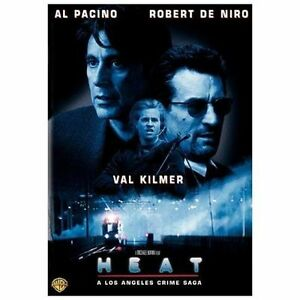 Heat (DVD, 2007)