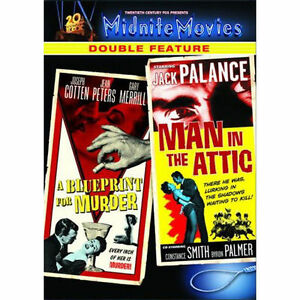 Midnite movies double feature a blueprint for murder 1953man in stock photo malvernweather