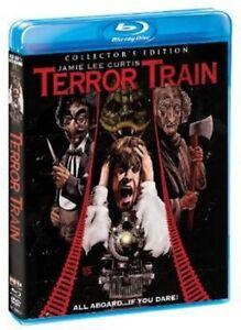 terror train blu ray disc 2012 2 disc set collectors edition ebay