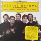 Wolfgang Amadeus Mozart - Mozart, Brahms: Clarinet Quintets (1999)