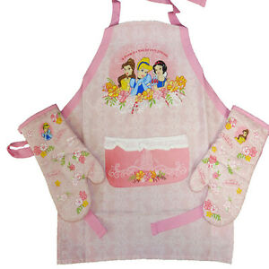 12201-Disney-Princess-Song-3pc-Apron-and-Oven-Mitts-Set