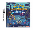 Pokemon Mystery Dungeon: Blue Rescue Team (Nintendo DS, 2006)