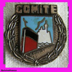 BG3557-INSIGNE-COMITE-FOIRE-DE-MARSEILLE
