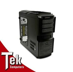Nofan-CS-80-Fanless-ATX-PC-Desktop-Computer-Chassis-Case