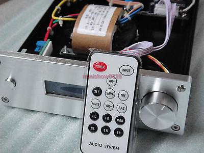 New version PGA2311 Stero Remote Volume Controller Preamp preamplifier with MUTE