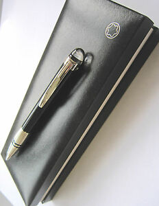 Groovy-Funky-Trendy-MONT-BLANC-Luxury-Designer-Ballpoint-Pen-from-GERMANY