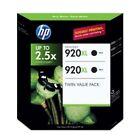 Hewlett Packard HP 920XL OFFICEJET BLACK CLUB TWIN PACK