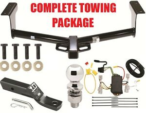 toyota rav4 trailer hitch towing receiver w wiring harness. Black Bedroom Furniture Sets. Home Design Ideas