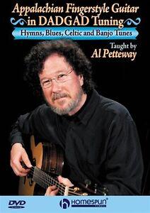 Al-Petteway-Appalachian-Fingerstyle-Guitar-In-DADGAD-Tuning