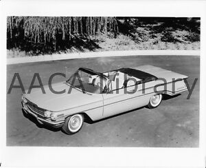 Details about 1960 Oldsmobile Super 88 Convertible Coupe, Factory Photo  (Ref  #60902)