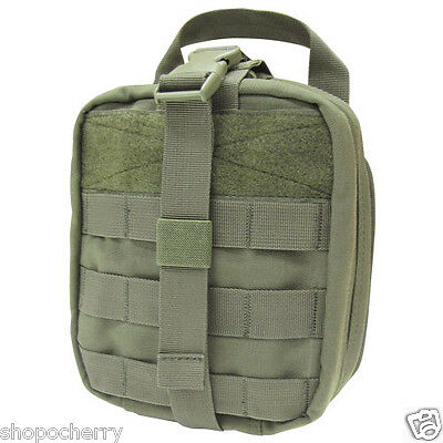 New OD Green Condor MA41 MOLLE Rip Away EMT Pouch PALS Medic First Aid Tool