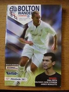 21-08-2005-Bolton-Wanderers-v-Everton