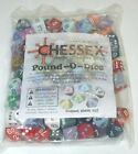 Chessex ca 100 gemischte Würfel - Pound of Dice
