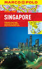 Singapore Marco Polo City Map by MAIRDUMONT GmbH & Co. KG (Sheet map, folded, 2013)