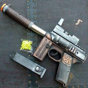 Steampunk-Zombie-Gun-Star-Wars-Laser-AIRSOFT-SPRING-GUN-BB-Pellet-TOY-Pirate