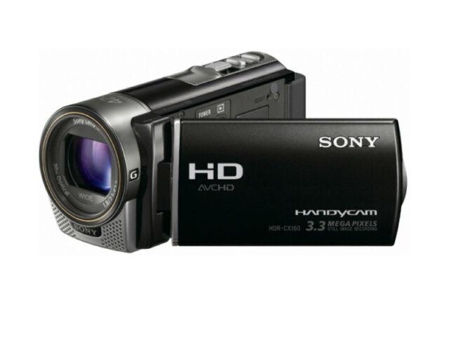 SONY Camrecorder Videokamera