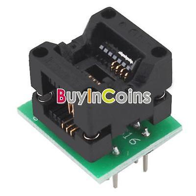 Favorable SO8 SOP8 To DIP8 EZ Programmer Socket Adapter Commutator Component