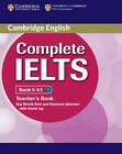Complete IELTS Bands 5-6.5 Teacher's Book by Vanessa Jakeman, Guy Brook-Hart (Paperback, 2012)
