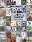 Compendium of Drawing Techniques: 200 Tips and Techniques and Trade Secrets by Donna Krizek (Paperback, 2012)