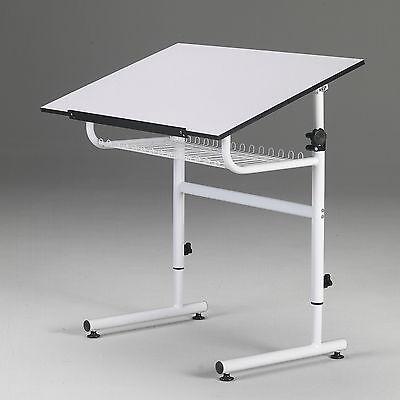 Drafting / Drawing / Art / Hobby / Craft Table & Desk   Homework, Adjustable NEW
