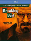Breaking Bad: The Complete Fourth Season (Blu-ray Disc, 2012, 3-Disc Set)