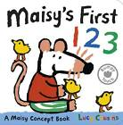 Maisy's First 123: A Maisy Concept Book by Lucy Cousins (Board book, 2013)
