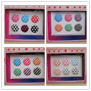 New-Cute-4X-Polka-Dots-Home-button-sticker-for-iPad-iPod-iPhone-4S-4-3G-3GS
