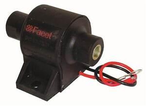 Facet Posi-Flow Electronic Fuel Pump 1.5-4 PSI 12V Upto 150BHP (60104)