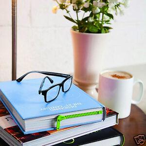 GREEN-Zipmark-Fun-Zipper-Bookmark-PELEG-Design-Book-Page-Holder-Novelty-Present