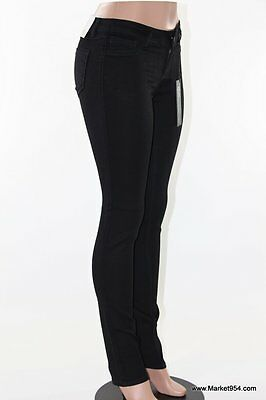 Cello LA Black Jeggings Skinny Women's stretch fitted pants slim soft jeans new