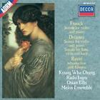 Franck: Sonata for Violin and Piano; Debussy: Sonatas; Ravel: Introduction and Allegro (1988)