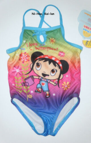 NWT KAI-LAN – INFANTS SIZE DORA or NI-HAO SWIMSUIT UPF 50+ NICKELODEON