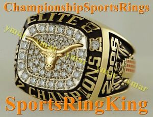 2006-TEXAS-LONGHORNS-ELITE-8-CHAMPIONSHIP-NCAA-BASKETBALL-10K-RING