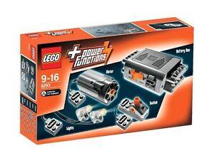 Image Is Loading Lego Technic Functions Motor Set 8293