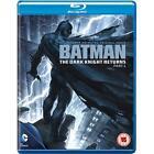 The Dark Knight Returns - Part 1 (Blu-ray, 2012)