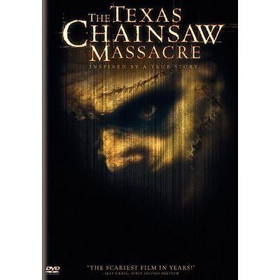 The Texas Chainsaw Massacre (DVD, 2004, Single Disc Widescreen)