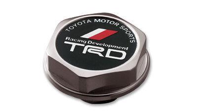 Genuine TRD Toyota Racing Development Oil Cap for Toyota, Scion, Lexus-New, OEM