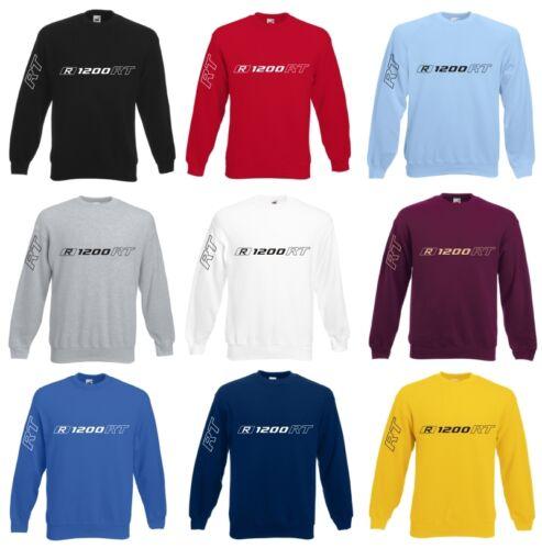 Sweatshirt R1200RT Shirt R R1200 RT f. BMW Motorrad Fans (t1)