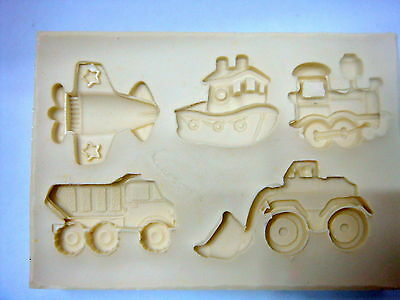 Sugarcraft Mold Mould  for Sugar Cake,Cup Cake, Clay -cute transport