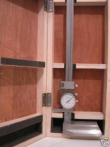 Dial Höhen Messgerät - 12    300mm
