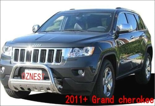 #937 Stainless Steel Nudge Bar For Jeep Grand Cherokee 2011-2013