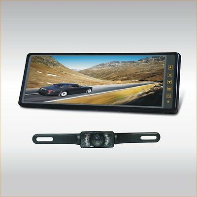 """New Tview RV802C 8.1"""" Rearview Mirror Monitor with Backup Camera"""