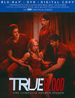 True Blood: The Complete Fourth Season (Blu-ray Disc, 2012, 7-Disc Set)