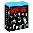 Universal Classic Monster - The Essential Collection (Blu-ray, 2012, 8-Disc Set, Box Set)