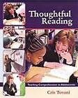 Thoughtful Reading: Teaching Comprehension to Adolescents by Cris Tovani (DVD, 2006)