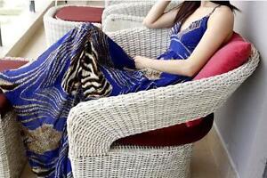 Nwt-Womens-Chic-BOHO-Exotic-Leopard-Prints-Chiffon-Maxi-Long-Dress-02-Blue-M