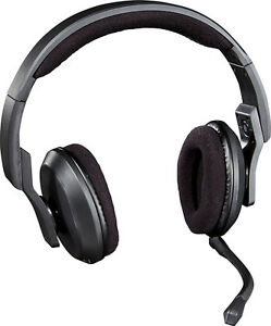Rocketfish-Wireless-Gaming-Headset-3D-Sound-LN-For-Xbox-360-PS3-PC-RF-GUV1202