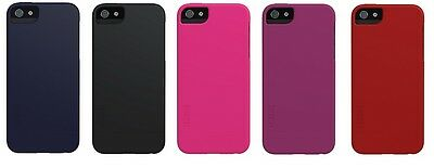 Skech Hard Rubber Two Piece Hard Shell Case For iPhone 5 & 5S