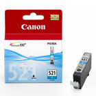 Color Ink Cartridge CLI-521C for Canon Printer - 5060182041845